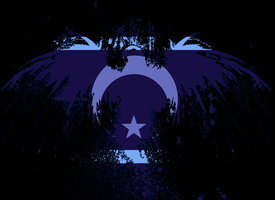 NLR Eagle flag by mger47thegamepegasus