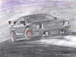 Ford Mustang GT by DR31