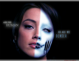 Are we Human or are we Denser? by D1versity