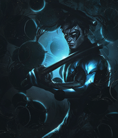 Nightwing by HalfManHalfBiscuitV2