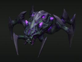 Exodus Broodling Zbrush Concept by Magmabolt