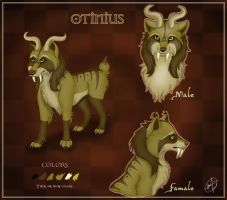.:Otinius_references:. by DarkyLu