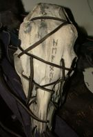 Deer skull codpiece by Godred