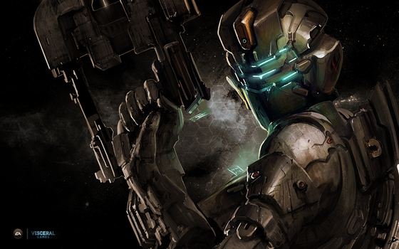 Dead Space 2 Wallpaper by CporsDesigns