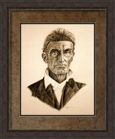 John Brown by ElizScism