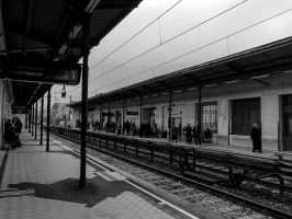 Station 2 crowded by Wonderer1000