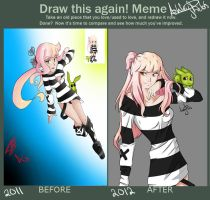 Before and after Meme by AfterEverAfter