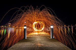 Don't ever play with matches 25 by 904PhotoPhactory