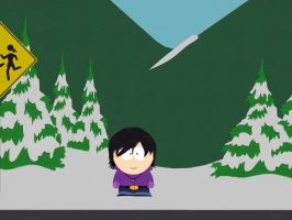 Me in South Park? by LaraCross