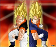 Unbeatable Fusions by cb024