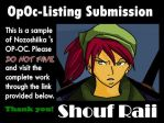 Shouf Raii by OpOc-Listing