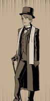 The gentleman by viCtORy-SaN