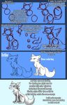 Anime fox tutorial by Imaginer-Fox