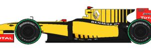 Renault R30 by lupin3ITA