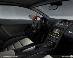 Gallardo Interior by AfroAfroguy