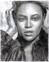 Beysus Pencil by ChipWhitehouse
