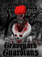 Graveyard Guardians Cover by PlayboyVampire