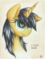 Light Bulbs by MoonlightFL