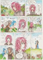End of Marly's pretty garden by Rosaka-Chan