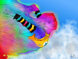 Lucy in the sky by NAS12