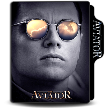 The Aviator (2004) Folder Icon by mesutisreal