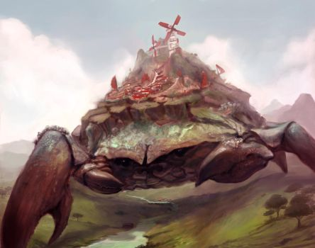 Crab Carrier by Sycra
