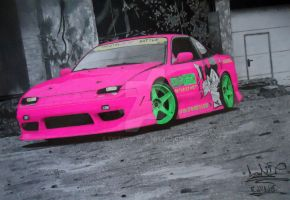 180 SX by VictoR38