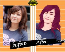 Before After by kalongart
