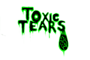 Toxic tears Logo by Ymia-the-cheetah