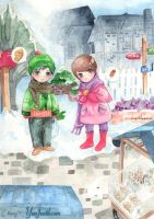 Winter wishes by ThuyAn