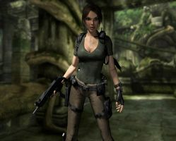 Dirty Adventure by XTombRaiderxx