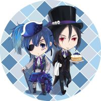 Black Butler The Circus by CRINS