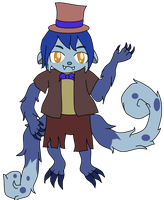 Neopets - Lenny the Mutant Lutari by Bokeol