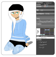 KalosCity: Dylan App WIP by Trickychan