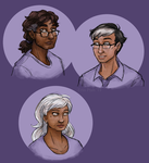 Shiny new face models by ErinPtah