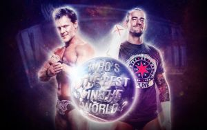 Who's The Best In The World ? by Y2JGFX