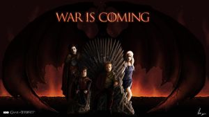 Game of Thrones by xric