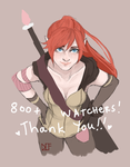 for my 800+ watchers by Ask-Bellanca