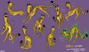 more Cheetah development by Kobb