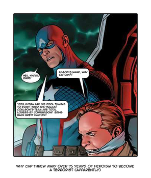 Evil Cap by JohnnyFive81