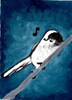 Long-tailed tit song by Carrie-AnneSevenfold