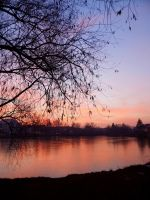 First december evening by EricaOscura
