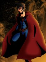 Superman by Lucky-JJ