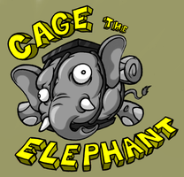 Cage the Elephant by Toxic-Eye