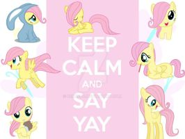Keep Calm and Say Yay by berry331