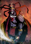 Mumm-Ra The ever living by theSadSon