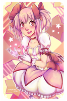 Madoka! by LittleMissDelirious