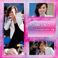 Photopack 1025 - Demi Lovato by BestPhotopacksEverr