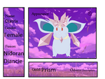{PMD-Fusion} Diatrix by Hollowolfpup