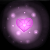 shiney heart... OwO by sweetietweety111